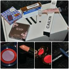 wantable makeup box november cailyn