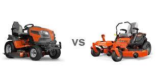 zero turn vs lawn tractor for hills