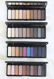 e l f studio eyeshadow palettes