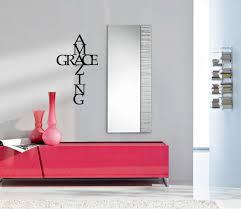 Red Barrel Studio Amazing Grace Graphic Wall Decal Wayfair