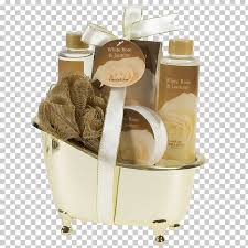 luxurious elegant bath spa gift set