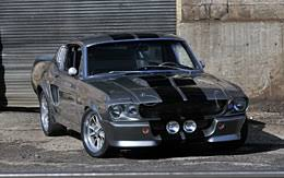 2000 ford mustang gt500 eleanor