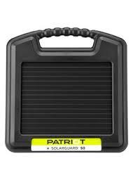 Patriot Solarguard 50 Solar Fence Energiser