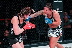 Bellator free fight: Arlene Blencowe outpoints Leslie Smith