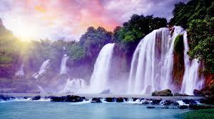 64 beautiful waterfall wallpapers on