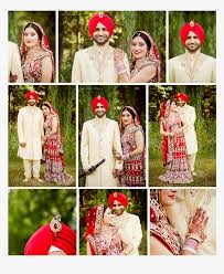 sweet punjabi wedding couple wallpaper