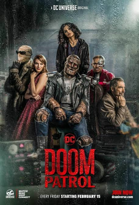 Doom Patrol (2019) [English Audio] TV Series