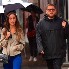 Jonah Hill and Girlfriend Gianna Santos ...