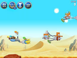 Producing Angry Birds Star Wars 2 - Making Games