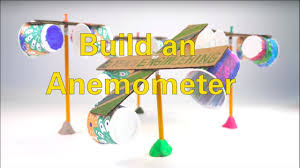 build an anemometer you