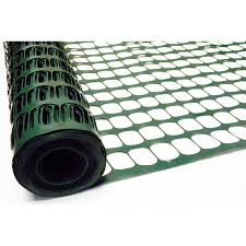 Tenax Snow Guard 100 Ft X 48 In Green Sand And Snow Fence In The Erosion Fencing Department At Lowes Com