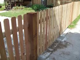 Minneapolis Cedar Gothic Picket Fence Wood Gothic Picket Fence Minneapolis Mn