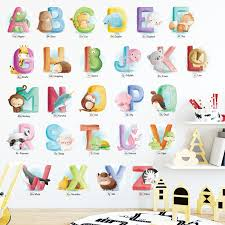 Good And Cheap Products Fast Delivery Worldwide Wall Sticker Abc On Shop Onvi