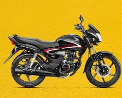 honda cb shine bike ह ड