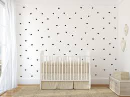 Little Heart Wall Decal Heart Wall Decal Nursery Wall Etsy Heart Wall Decal Nursery Wall Decals Vinyl Wall Decals