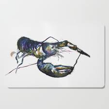 Lobster Ink Cutting Board by carllatter ...