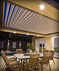 sunroof outdoor shade system stratco