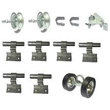 Rolling Gate Hardware Kit 3 With Chain Link Rolling Gate Guides And 2 Inch Post Brackets Aleko