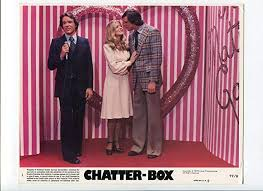 MOVIE PHOTO: Chatter-Box-Perry Bullington, Candice Rialson, and Larry Gelman-8x10-B&W-Still  at Amazon's Entertainment Collectibles Store
