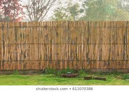Cheap Bamboo Fence Images Stock Photos Vectors Shutterstock