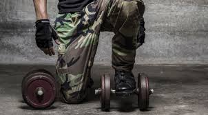military workout routine 10 powerful