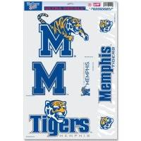 Memphis Tigers Shop Shop For Memphis Tigers Decals Stickers Magnets Bumper Sticker Auto Magnet Window Decals Stickers Sheets Magnet