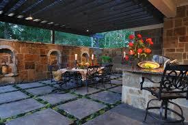 houston 24x24 concrete pavers patio