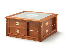 lounge clock coffee table with