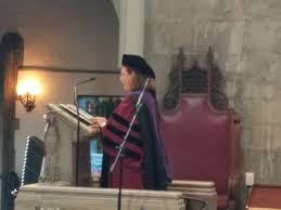 """UChicago Law School on Twitter: """"Hilary Krane '89, GC of Nike, is sporting  fabulous Air Jordan 1s for her graduation speech. Advice from her dad  Howard Krane '57: """"Be bold, be brief,"""