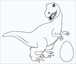 Tổng hợp 101 mẫu tranh tô màu khủng long đẹp dễ thương nhất cho bé