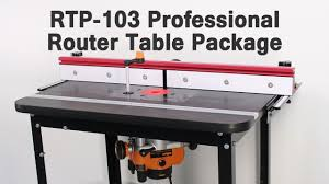 The Ultimate Router Table For Your Shop Youtube