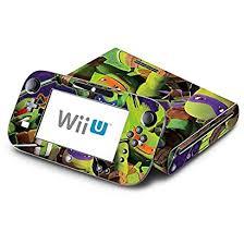 Teenage Mutant Ninja Turtles Tmnt Decorative Decal Cover Skin For Nintendo Wii U Console And Gamepad Rbnccdsr 32