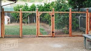 Image Result For Hog Wire Fence Design Redwood Fence Wire Fence Panels Wire Fence