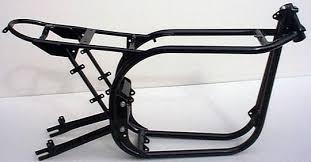 featherbed frame revolutionized