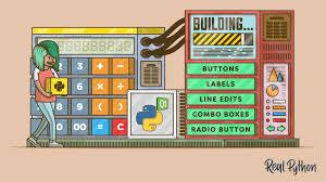 python and pyqt building a gui desktop
