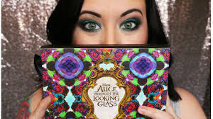 urban decay alice through the looking