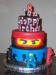 Lego Ninjago Cake - CakeCentral.com