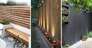 20 Very Cheap Garden Fence Ideas Cheap Fence Ideas For Backyard Founterior