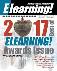 Elearning December 2016 / January 2017 by Creative By Design - issuu