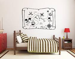 Pirate Wall Decal Etsy