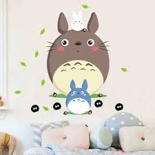 Cartoon Games Theme Wall Sticker Totoro Wall Sticker I Sell What I Love Totoro Game Themes Cartoon Games