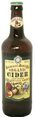 Samuel Smith Organic Apple Cider - Cool Springs Wines and Spirits