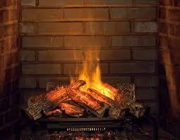 opti myst electric fireplace log set