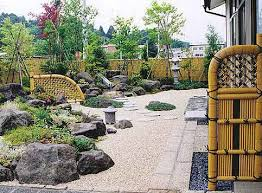Japanese Bamboo Fence