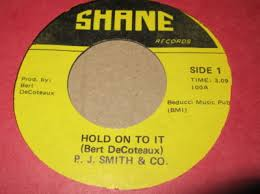 """popsike.com - PJ SMITH & CO """"Hold On To It"""" SISTER FUNK SOUL 45 Hear -  auction details"""