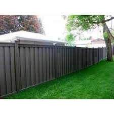 Trex Seclusions 90 1 2 In X 4 In X 72 In Winchester Grey Ready To Assemble Fence Section Trex Fencing Privacy Fence Panels Backyard Fences