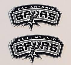 San Antonio Spurs Nba Decal Sticker Car Truck Window Bumper Laptop