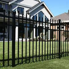 China Wrought Iron Fence Gate Factory And Manufacturers Yeson