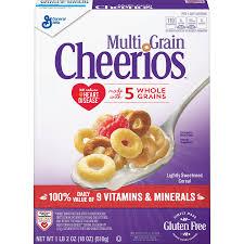 multi grain cheerios gluten free