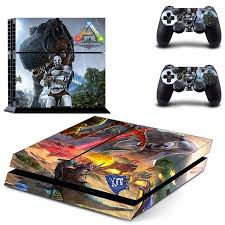 Game Ark Survival Evolved Ps4 Skin Sticker Decal For Sony Playstation 4 Console And Controller Skin Ps4 Sticker Vinyl Accessory Stickers Aliexpress